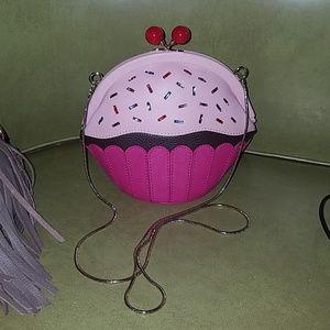 Kate Spade Cupcake bag